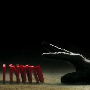 V for Vendetta, la chute du premier.