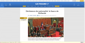 Le Figaro avec plugins