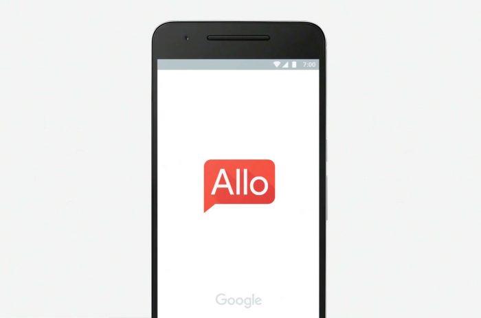 Google Allo tombe à l'eau