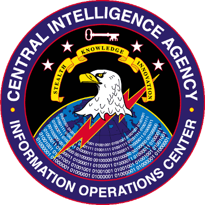 Logo CIA - Vault 7, Year Zero