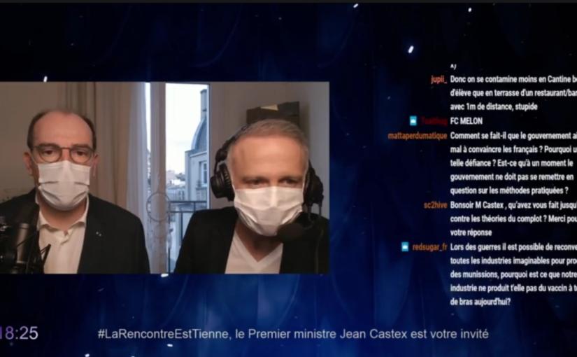 La Rencontre est tienne, avec le premier ministre Jean Castex: mon point de vue